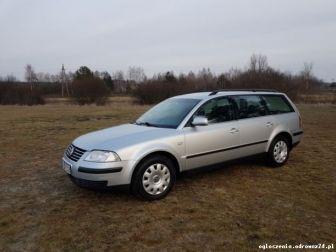 VW Passat B5 FL/lift/2001r/1.6benz/102kM/now rozrząd/opłac.got.do rej
