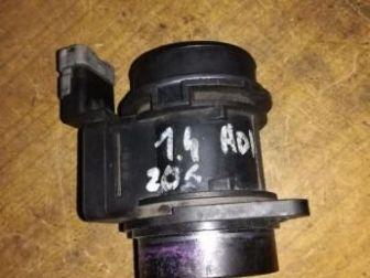 Przepływomierz powietrza peugeot 1.4hdi