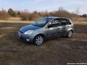 Ford Fiesta/GHIA/2003r./1.6benz./Klima/opłac.got.do rejestracji