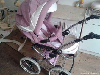 Wózek Tako 3w1