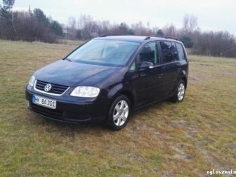 Volkswagen Touran/Diesel/2006r/ Klima/Piękny/Opłac.got.do rejestracji