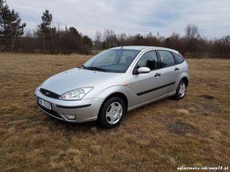 Ford Focus/1.6benz/2004r/Klima/opłac.got do rejestracji